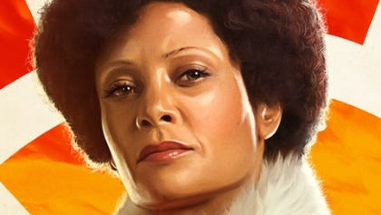 Thandie Newton as Val in Solo A Star Wars Story