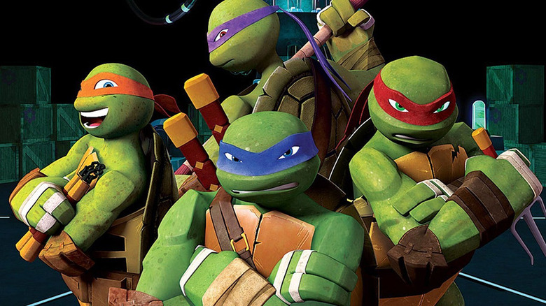 Seth Rogen produced new Teenage Mutant Ninja Turtles movie in the works