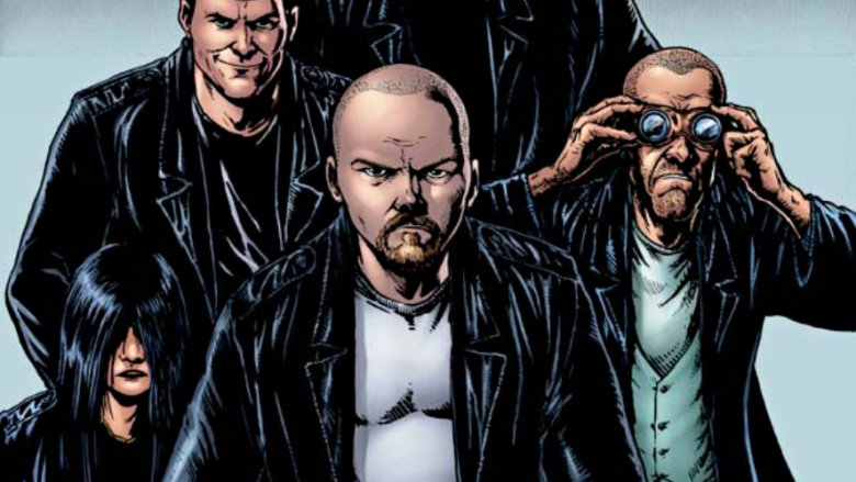 Seth Rogen and Amazon reveal new original superhero series The Boys