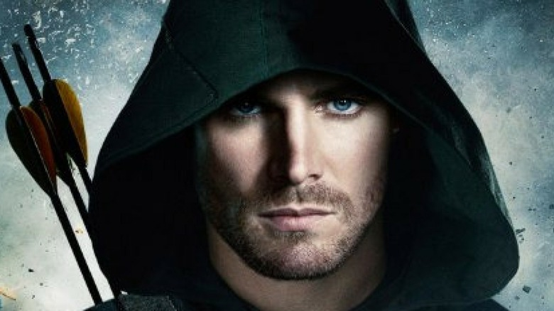 Annual 'Arrow'-verse crossover coming to The CW in late November