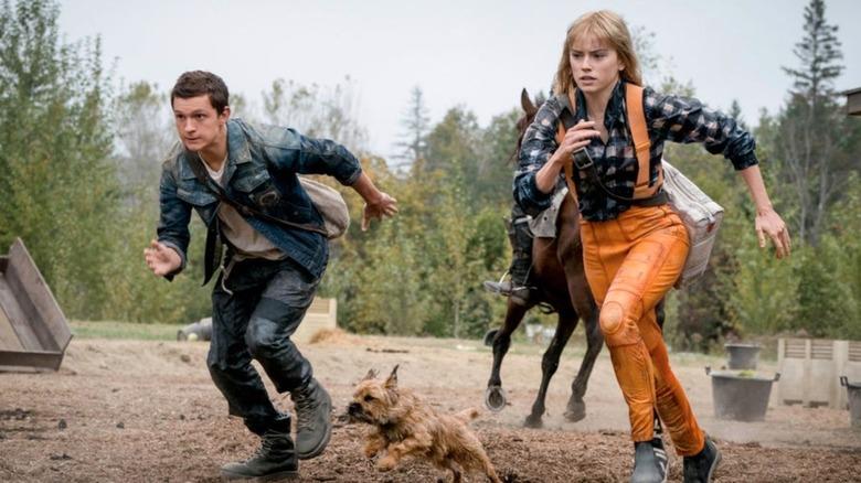 Tom Holland, Nick Jonas & Daisy Ridley Star In 'Chaos Walking' Trailer