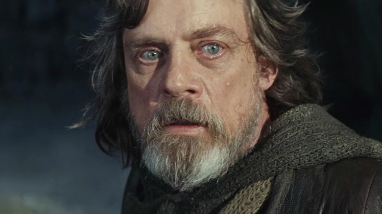 Mark Hamill Reveals George Lucas' Original Plans For Luke Skywalker