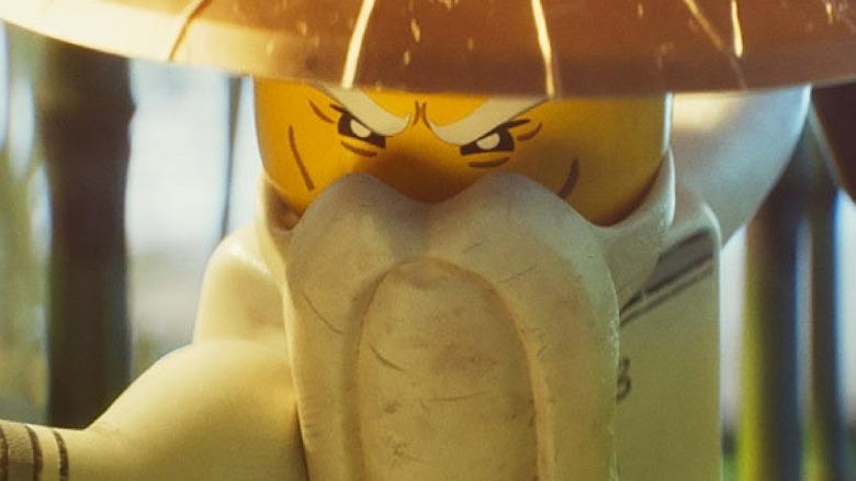 The latest LEGO Ninjago Movie poster has a cat