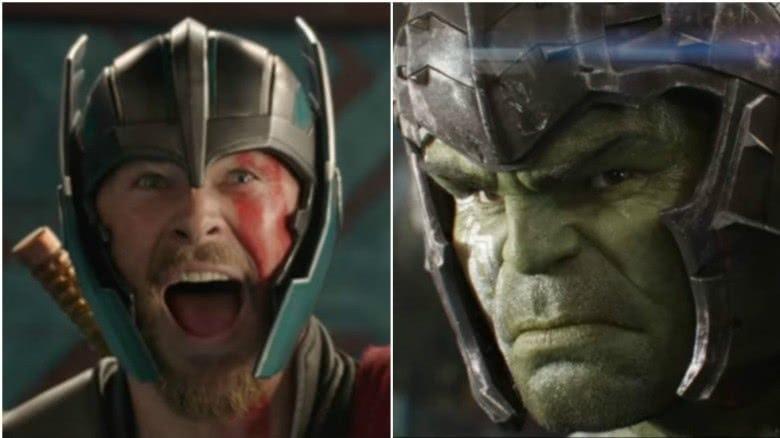 Resultado de imagem para hulk vs thor