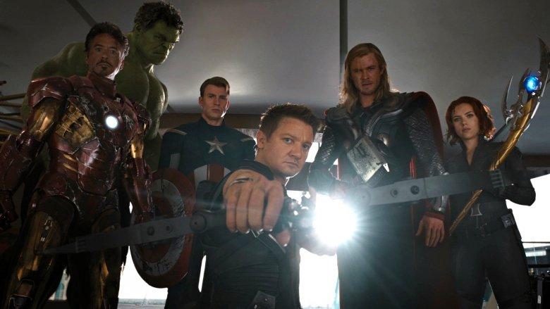 powerful Avengers