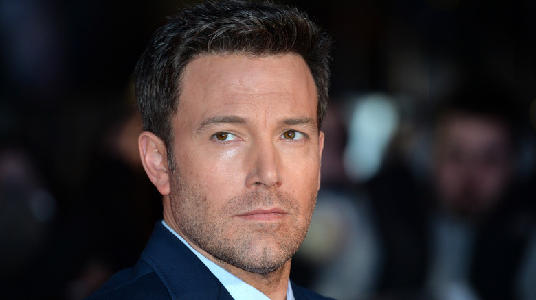 Ben Affleck reveals the reason behind taking up the role of Batman