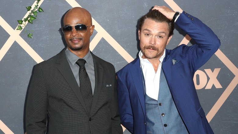 Damon Wayans and Clayne Crawford