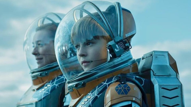 Lost in Space Renewed for Third and Final Season by Netflix