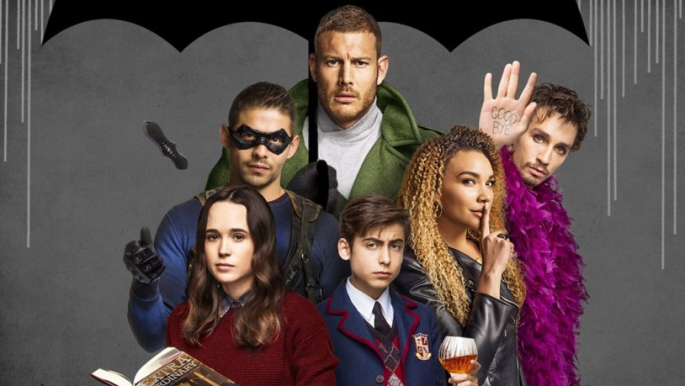 'The Umbrella Academy' debuts Season 2 trailer