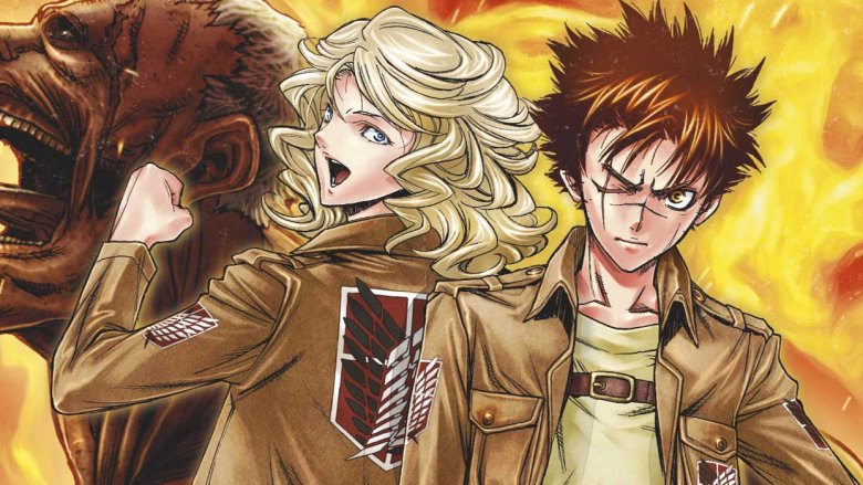 Truth And Settlement >> The untold truth of Attack on Titan