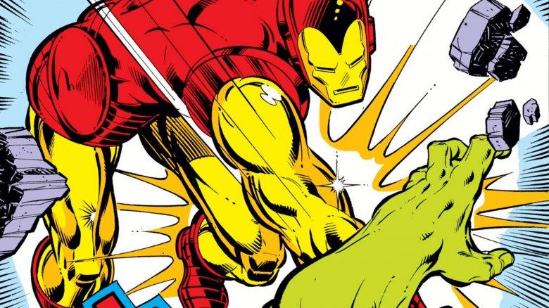 Iron Man #132, Marvel Comics 1980