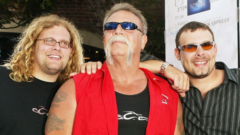 orange county choppers son and father relationship