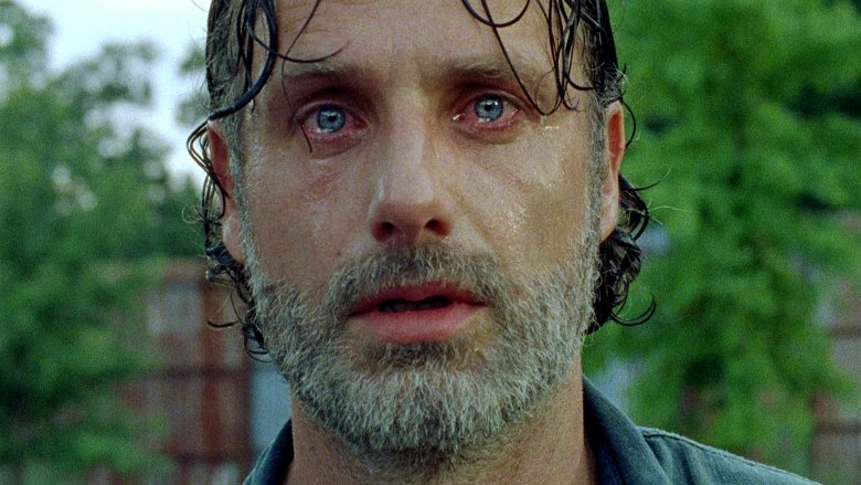 The Walking Dead Images Tease Death Of Carl