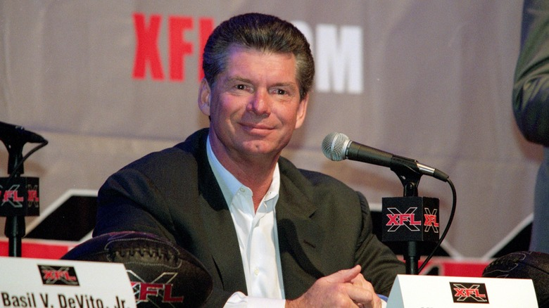 WWE founder Vince McMahon announces return of 'reimagined' XFL in 2020