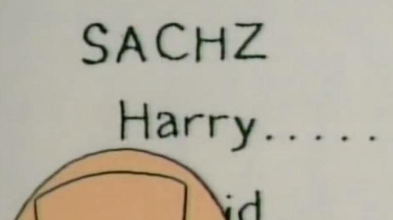 Harry Sachz