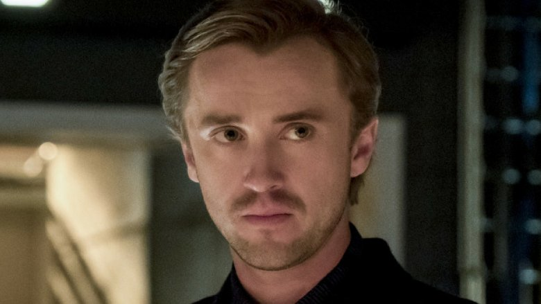 Tom Felton won't be a series regular on The Flash season 4