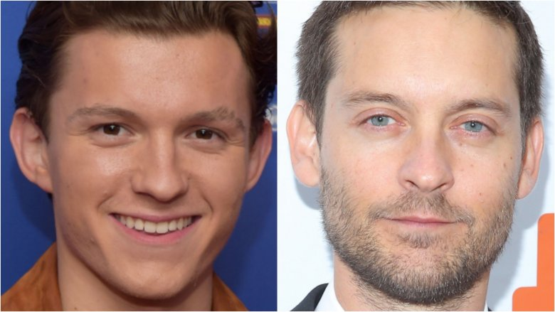 Tom Holland Would Love To See Tobey Maguire As Uncle Ben