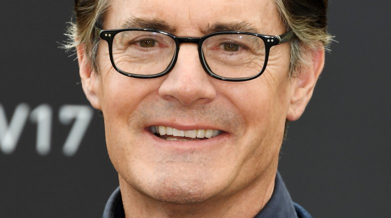 twin peaks star kyle maclachlan cast in the house with a