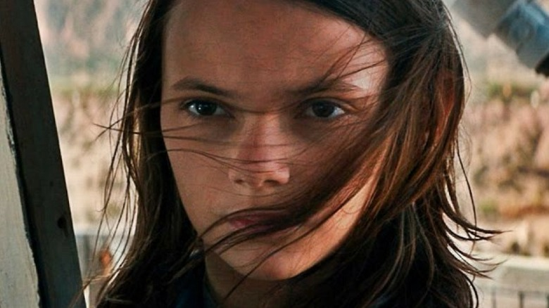Dafne Keen's Intense Logan Screen Test As X-23 Released