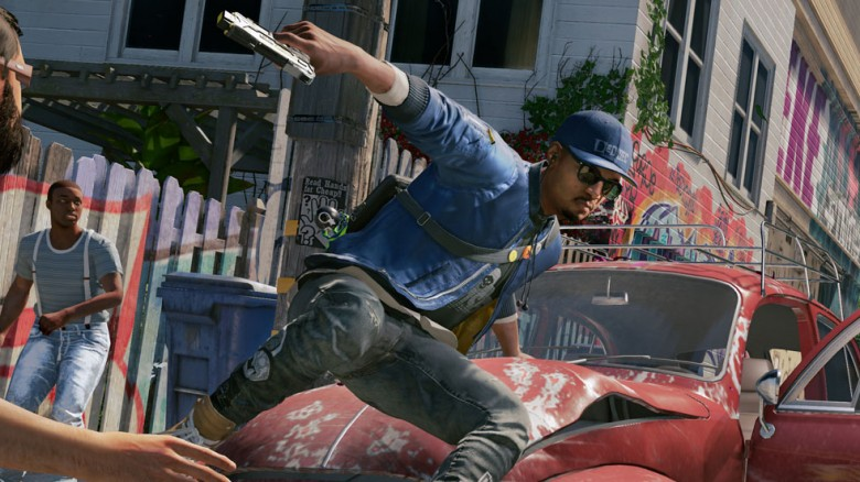 What Was The Change In Watch Dogs  Ending