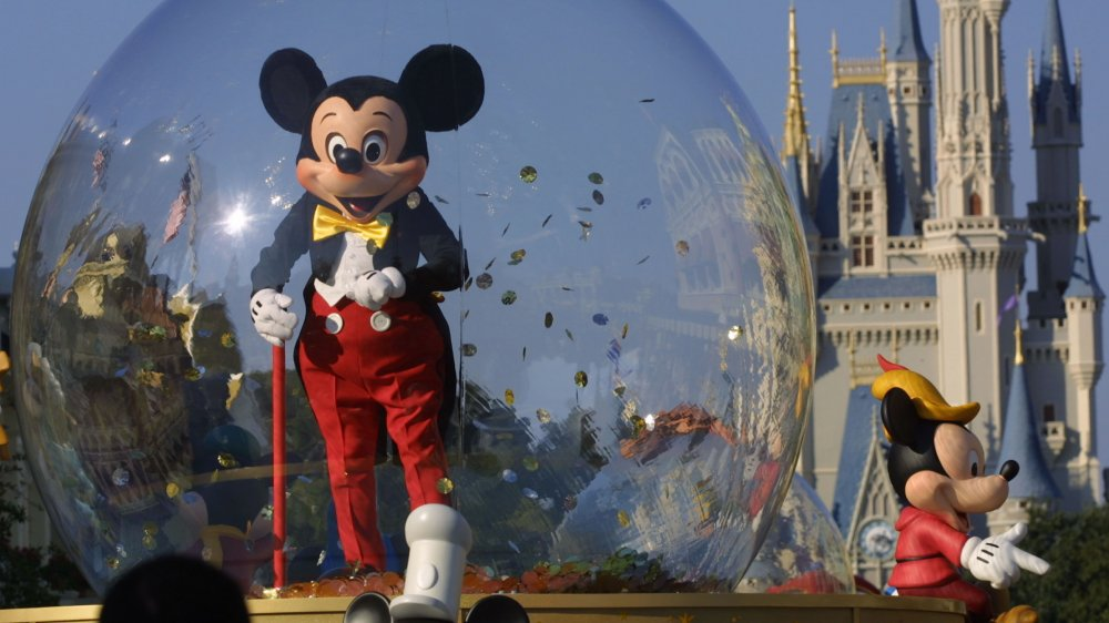 Disney Lays Off 28000 Park Employees