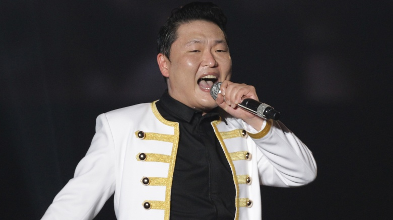 Gangnam Style - Explosion GIF - Explosion GangnamStyle ...  |Gangnam Style Guy Name