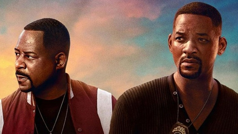 Will Smith and Martin Lawrence talk about 'Bad Boys'