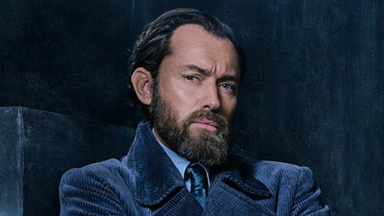 Why Fantastic Beasts 2 cast Jude Law as Dumbledore
