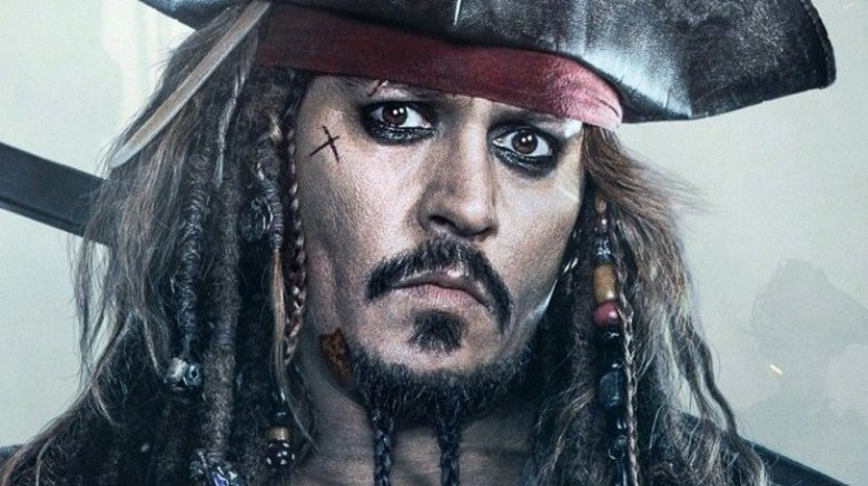 Why Johnny Depp rejected an early draft of the new Pirates ... Johnny Depp Movies