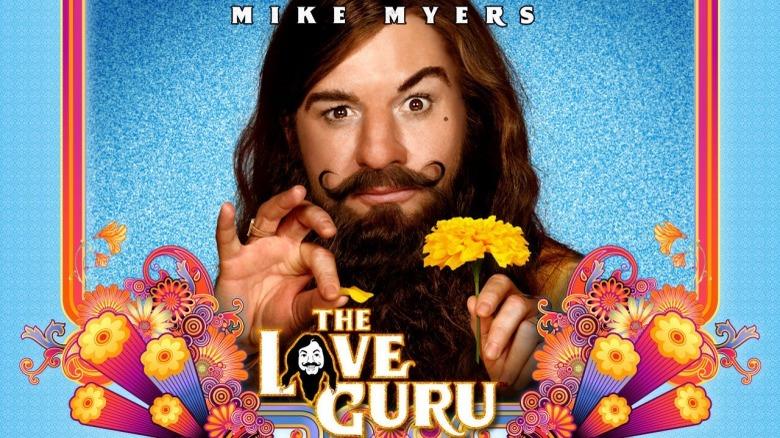 Mike Myers in The Love Guru