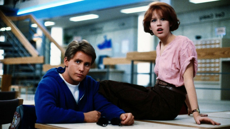 Image result for the breakfast club bumped