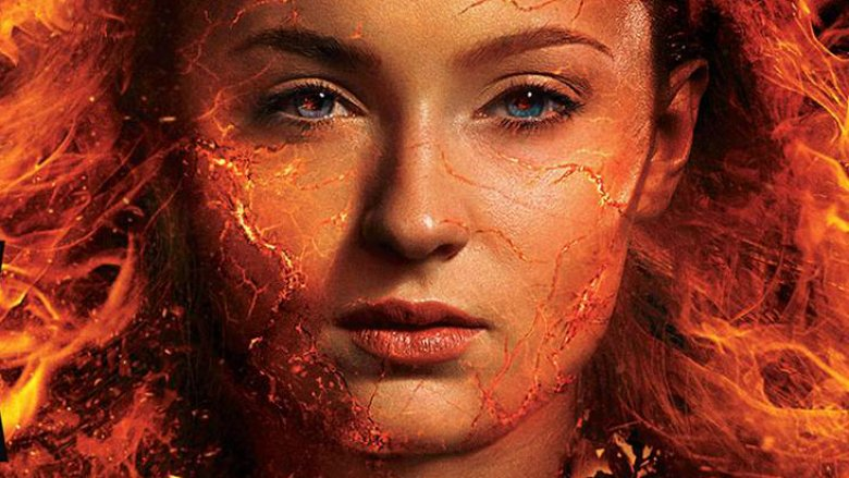 FIRST LOOK At 2018 X-Men Dark Phoenix Film