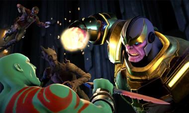 Guardians Galaxy Telltale Thanos