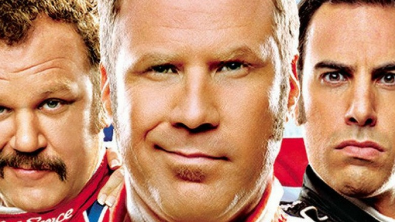 character evaluation talladega nights the ballad of Talladega nights may be brash, unbridled, even unhinged, but its cornpone humor is rich in parody, and its craftsmanship is superb -- smart writing, shrewd direction, precisely calibrated .