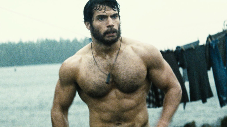 How Henry Cavill got ripped to play Superman
