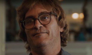Joaquin Phoenix, Don't Worry, He Won't Get Far on Foot