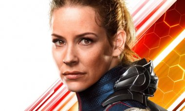 Ant-Man and the Wasp poster Hope van Dyne