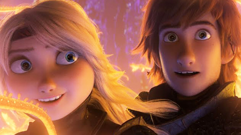 How to train your dragon the hidden world trailer unveiled ccuart Image collections