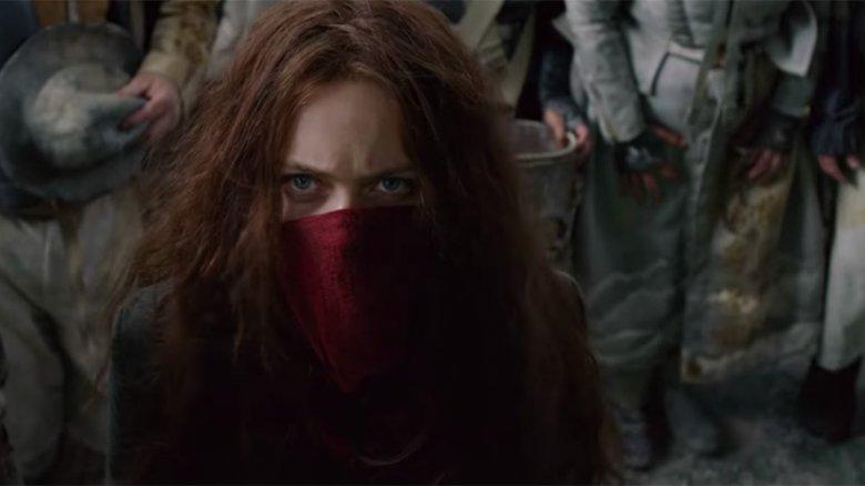 Hera Hilmar in Mortal Engines