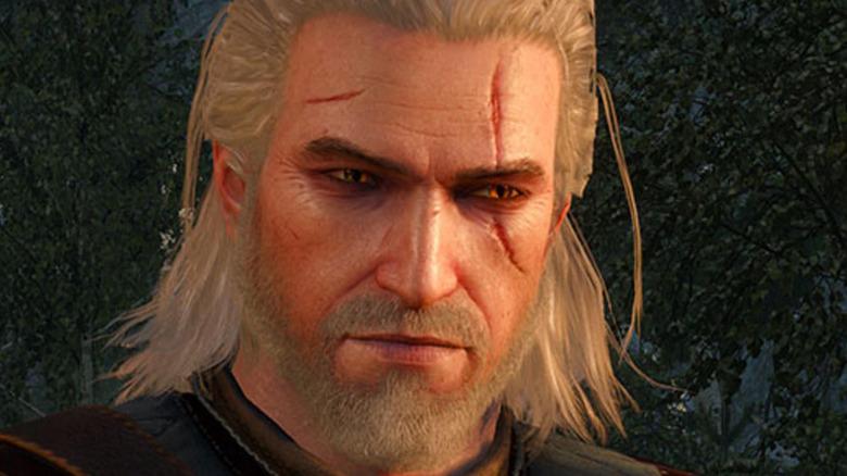 Geralt in The Witcher 3: Wild Hunt