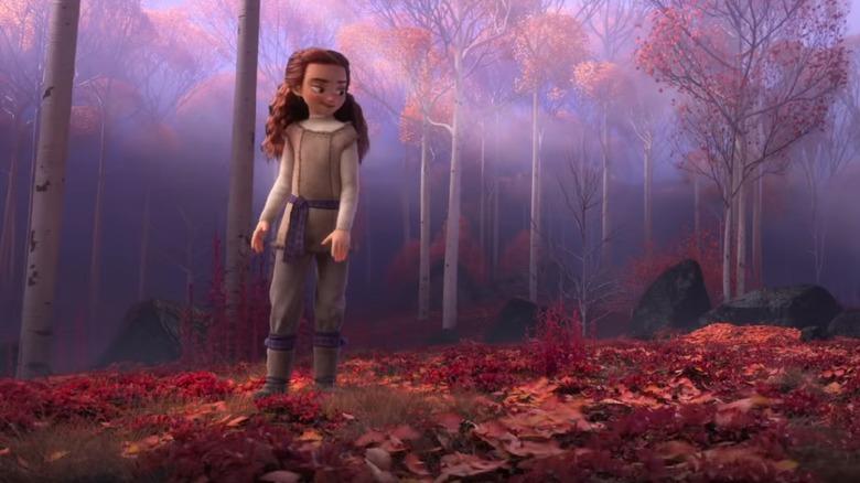 Scene from Frozen 2