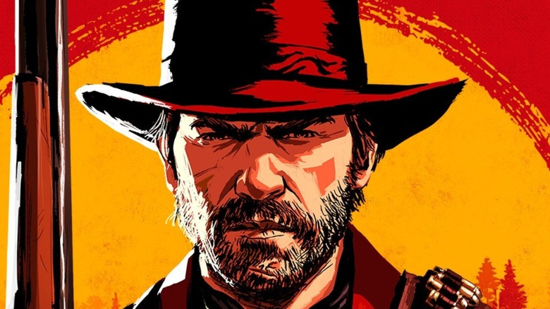 Red Dead Redemption Scowl
