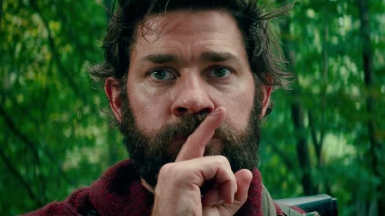 John Krasinkski in A Quiet Place