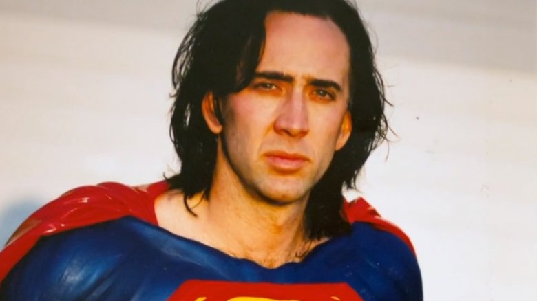 Nicolas Cage as Superman
