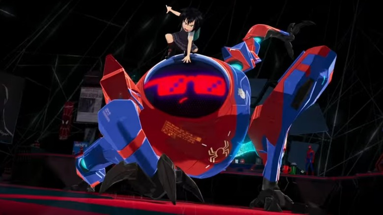 Peni Parker and SP // dr in Spider-Man: Into the Spider-Verse
