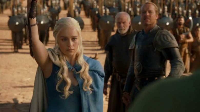 Scene from Game of Thrones