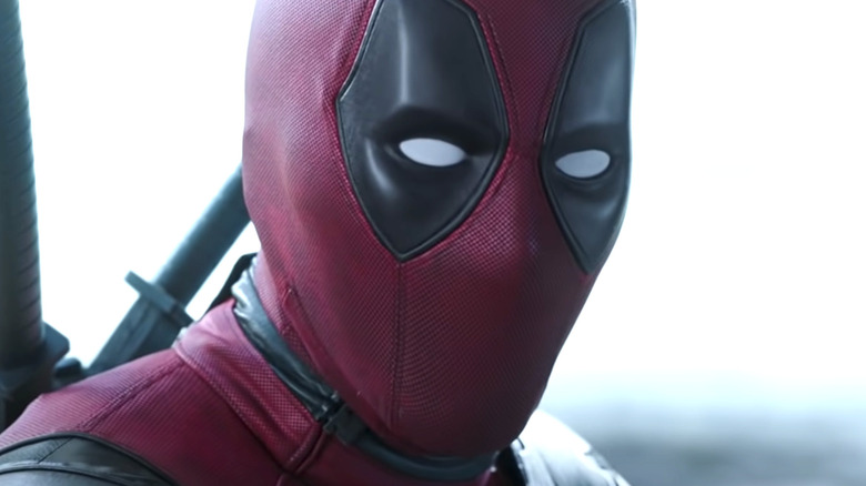 Deadpool staring