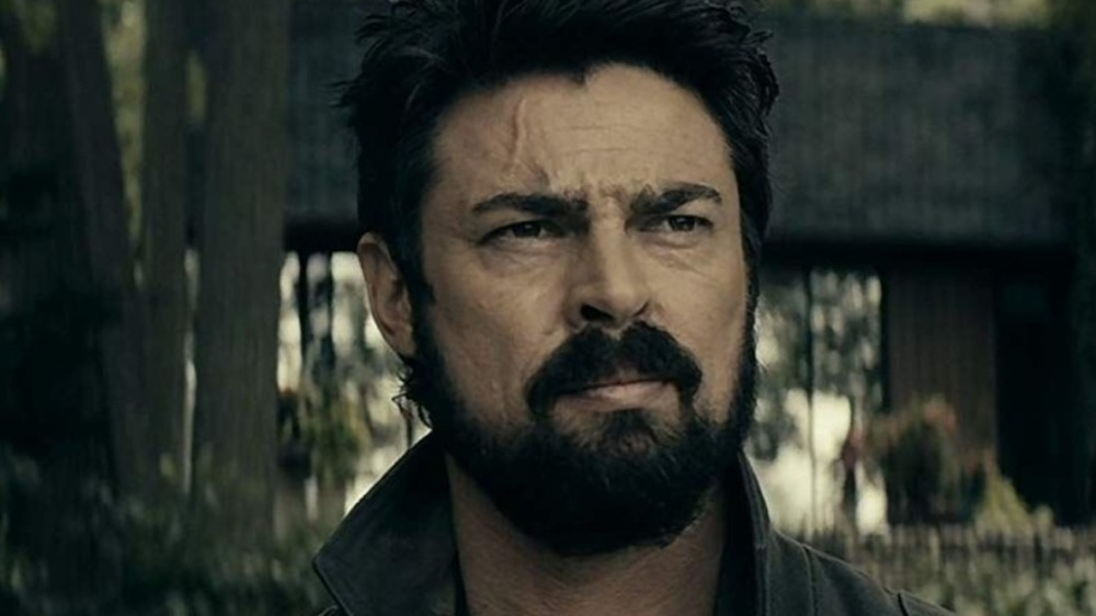 Karl Urban as Billy Butcher