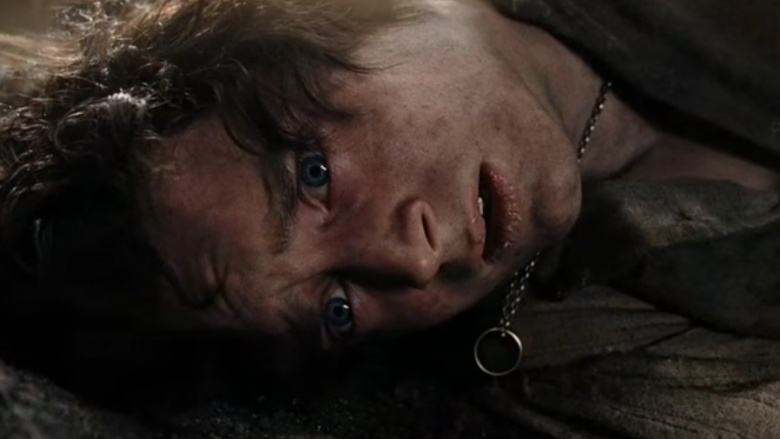 Image result for Frodo with ring heavy