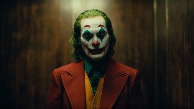 Joaquin Phoenix as Arthur Fleck/Joker in Joker